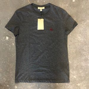 Burberry short sleeve top NWT $105 small